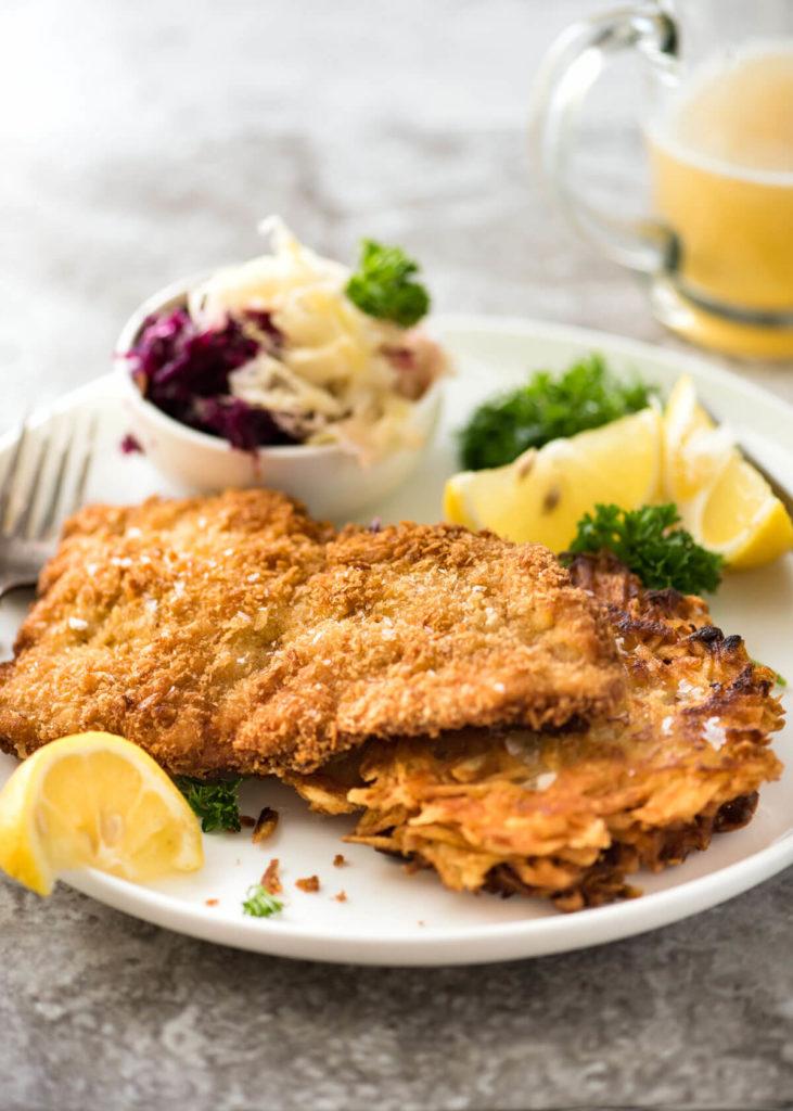 Veal Schnitzel Recipe