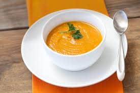 وصفة حساء القرع