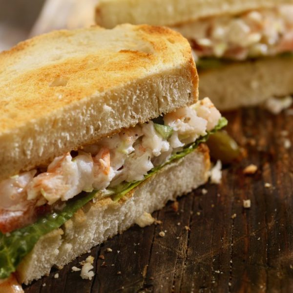 Shrimp Sandwiches Recipe