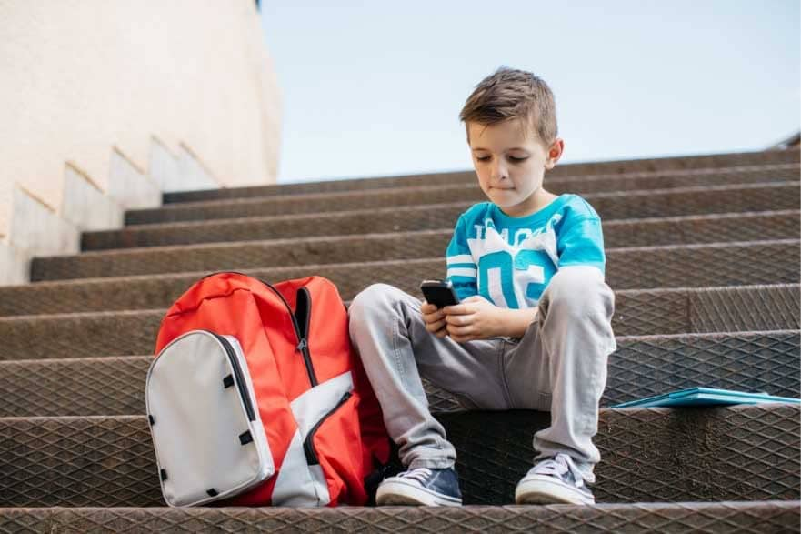 The Social Impact of Digital Technology on Children