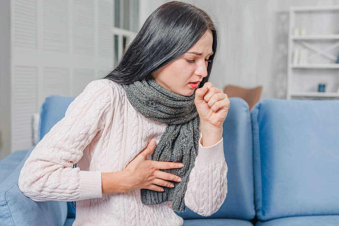 Do You Have a Productive or a Dry Cough?